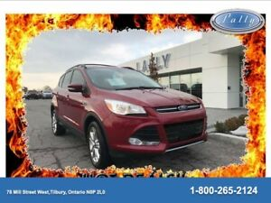 2013 Ford Escape SEL, Leather, Navigation, AWD!!!