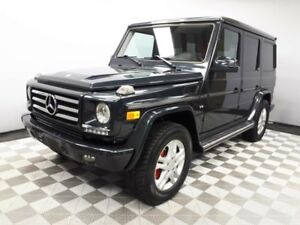 2013 Mercedes-Benz G-Class G 550 - Two Sets of Tires