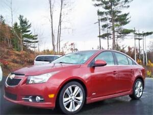 RARE! RS 2012 Chevrolet Cruze RS EDITION!!!&82 BI-WEEKLY OAC!