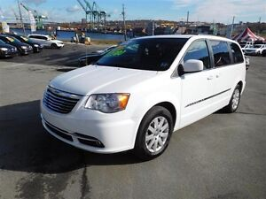 2013 CHRYSLER TOWN & COUNTRY TOURING LEATHER PKG