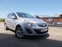 "Vauxhall Corsa 1.2 i 12v Active 5dr ""ONLY 9000 MILES"""