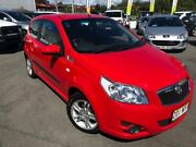 2010 Holden Barina TK MY10 Red 5 Speed Manual Hatchback Southport Gold Coast City Preview