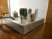 Vintage Stereo Tube Amplifier