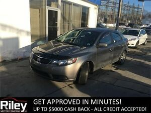 2013 Kia Forte EX HEATED SEATS