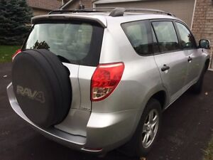 2007 Toyota RAV4 Base SUV, Crossover