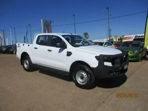 2017 Ford Ranger PX MkII XL Double Cab White 6 Speed Manual Utility South Kalgoorlie Kalgoorlie Area Preview