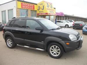 2007 Hyundai Tucson GL