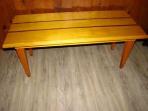 Hand Crafted Inlayed Coffee Table