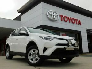 2015 Toyota RAV4 ZSA42R MY16 GX (2WD) White Continuous Variable Wagon Greenway Tuggeranong Preview