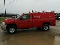 07 Chev 3500HD Service truck We finance Extended warranties