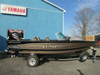 2015 Lund Boats 1875 Crossover XS with a Mercury 150 HP