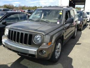 parting out 2007 Jeep patriot