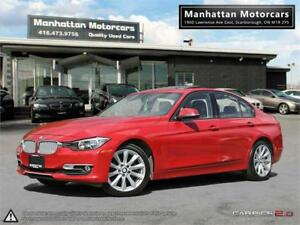 2013 BMW 320i X-DRIVE PREMIUM |BLUETOOTH|SUNROOF|1OWNER|93000KM
