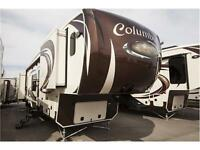 New 2014 Palomino Columbus 370 FL Fifth Wheels