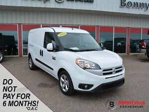 2016 Ram ProMaster City SLT, NEW CONDITION, UNDER 1,050 KMS