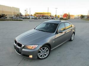 2011 BMW 323I *LEATHER,SUNROOF,PREMIUM PACKAGE,CERTIFIED!!!*