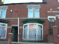 3 BEDROOM TERRACE TO LET ON SCOTT ROAD IN FIRVALE - £495 PER CALENDAR MONTH