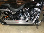 2014 Harley-Davidson FXSB Softail Breakout Cruiser 1690cc Newstead Brisbane North East Preview
