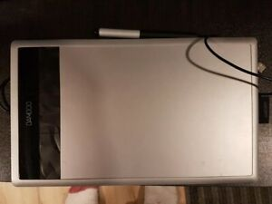Wacom CTH670M Bamboo Create Drawing Tablet *new price!*