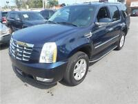 CADILLAC ESCALADE 2007 ( 6 PASSAGERS, ON STAR )
