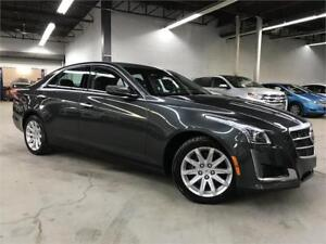 CADILLAC CTS4 AWD 2014 / 2.0T / CUIR / MAGS / IMPECCABLE!!