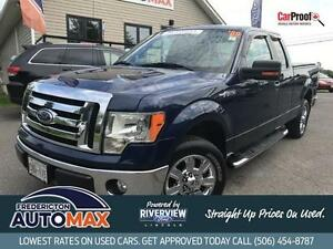 2009 Ford F-150 XLT 5.4L V8 Supercab! Only $89 Weekly Tax Inc!