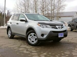 2013 Toyota Rav4 automatic, four wheel drive, reverse camera, ne