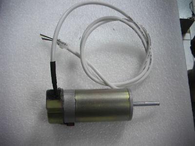 Yaskawa Dc Servomotor With Encoderugfmed-b5lib62 18w