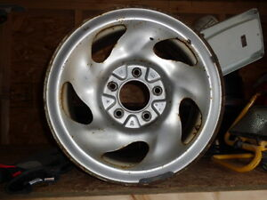 Rims f150 2001 and parts