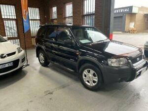 2002 Ford Escape BA XLT Black 4 Speed Automatic Wagon Dandenong South Greater Dandenong Preview