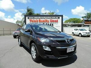 2010 Mazda CX-7 ER1032 Classic Activematic Sports Maroon 6 Speed Sports Automatic Wagon Caboolture South Caboolture Area Preview