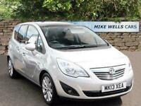 2013 Vauxhall Meriva 1.4T 16V SE MPV Petrol Manual