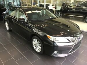 2014 Lexus ES 300h Local Vehicle, Heated/Cooled seats, Navigatio