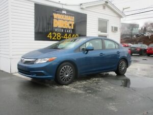 2012 Honda Civic SEDAN 1.8 L*SPARE SET OF RIMS/TIRES*