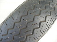 Tent Trailer tire and rim