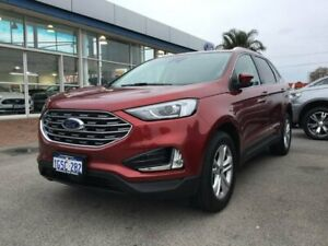 2018 Ford Endura CA 2019MY Trend SelectShift FWD Red 8 Speed Sports Automatic Wagon Morley Bayswater Area Preview