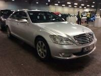 2009 MERCEDES-BENZ S CLASS 3.0 S320 L CDI AUTO DIESEL BUY FOR £39 A WEEK FINANCE