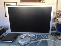 Apple 23 inch Cinema Display Screen