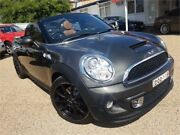 2012 Mini Roadster R59 Cooper S Grey 6 Speed Sports Automatic Roadster Sylvania Sutherland Area Preview