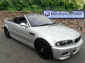 2004 BMW M3 SMS CONVERTIBLE WITH HARDTOP
