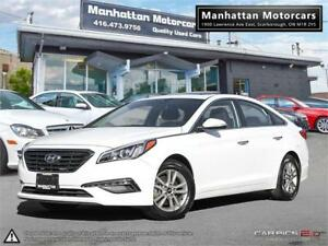 2017 HYUNDAI SONATA GLS |SUNROOF|WARRANTY|CAMERA|PHONE|34,000KM