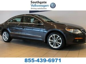 2011 Volkswagen Passat CC SPORTLINE | LEATHER | HEATED SEATS | B