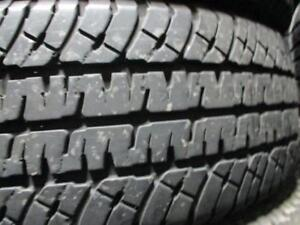 MICHELIN LTX AT2 LT 265/70R18 10 PLY TIRES 85% TREAD 265/70/18