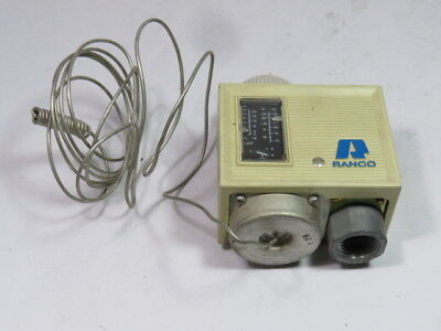 Ranco 016-5950 Commercial Temperature Controller -3520f Used