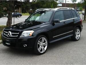 2011 MERCEDES BENZ GLK 350 4MATIC - NAV|PANORAMIC|BLUETOOTH