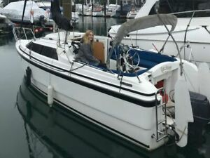 MacGregor 26X with Trailer and Eagle harbour moorage