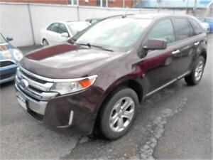 FORD EDGE SEL AWD 2011 ( TOIT PANORAMIQUE, BLUETOOTH )