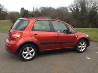 AUTOMATIC SUZUKI SX4 - 2007 - FSH and HPI CLEAR - ONLY £1999
