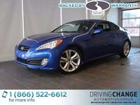 2010 Hyundai Genesis Coupe 2.0T-Moon Roof-Heated Leather Seats-2