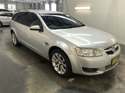 2013 Holden Calais Vf Silver 6 Speed Automatic Sportswagon Cars